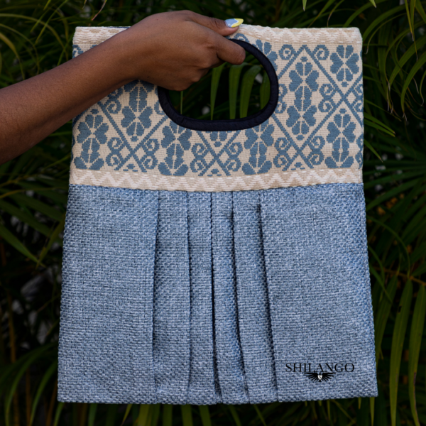 otomi tote bags collection no. 2 - crystal grey colour
